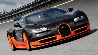 Bugatti Veyron 16.4 Supersport фото